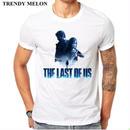 ラスト オブ アス  The Last of Us ゲーム デザインTシャツ  3