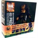 プレデター Predator リボルテック Revoltech フィギュア おもちゃ Sci-Fi Action Figure #022