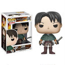 ファンコ Funko フィギュア おもちゃ Attack on Titan POP! Animation Levi Vinyl Figure #235