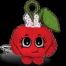 さくらんぼの香り【 WhifferSniffers 】エアーフレッシュナー 芳香剤  香る ぬいぐるみ アメリカンキャラクター キーホルダー