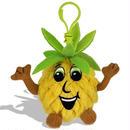 パイナップルの香り【 WhifferSniffers 】エアーフレッシュナー 芳香剤  香る ぬいぐるみ アメリカンキャラクター キーホルダー