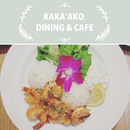 KAKA'AKO DINING&CAFE/地元で大人気ガーリンクシュリンププレート