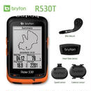Bryton Rider 530T GPSサイクルコンピュータ ブライトン 防水 ワイヤレス ◇スピード・ケイデンス・ハートレートセンサー付◇