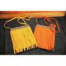 Fringe Suede Bag