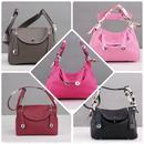 ◆予約販売◆30cm リンディ 風 ハンドバッグ  2way レザー Lサイズ