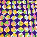 Kaffe Fassett ビジュー/Purple ※15cm x 15cm