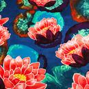 鯉ガーデン/Lotus ※50cm x 50cm