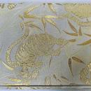 066SZ-GWB-A 金襴 四神シリーズ 白虎(御朱印帳約16cmx11.5cm対応)