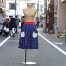 ☆お手伝いスカート (チェック)