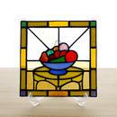 ステンドグラスパネル フルーツ Mサイズ
