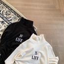 ✳︎予約販売✳︎IS LIFE T shirt/2colors