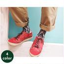 【nonnette】 Socks MEN  NMS034D