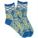 【nonnette】Pineapple  Socks  NS170Y- 2color