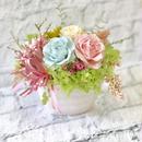 【母の日】ギフトラッピング無料・プリザーブドフラワー春カラー
