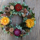 vitamin wreath