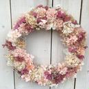 pinksweet  wreath