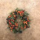 野の花屋 ローズヒップのクリスマスリース
