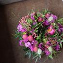 野の花屋 spring wreath