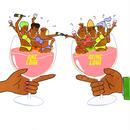【One Love, Wine Love】約180種類のワインを飲み比べ|4杯+ワイングラス付