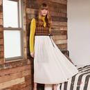 【ALYSI】(08255536)ドレス NorieM magazine #34 P47掲載(10月中旬販売予定)