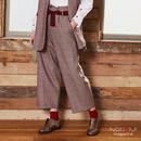 【ALYSI】(08255009)パンツ NorieM magazine #34 P40掲載