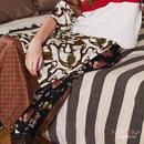 【ALYSI】(08255024)スカート NorieM magazine #34 P39掲載(9月中旬販売予定)