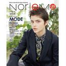 【NorieM magazine#35】2018,10,12発売 ※10/5(Fri)12:00からご予約受付スタート