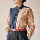 2 color kimono shirt (no.069)