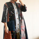 Kimono patchwork stylish Long Jacket (no.243)