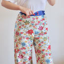 Colorful kimono casual pants (no.163)