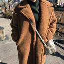 Boa coat