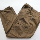 NOS 80's East German Military Rain Pattern Camo Camouflage Pants (k44) デッドストック 東ドイツ軍 レインドロップカモパンツ