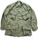 60's U.S.ARMY JUNGLE FATIGUE JACKET 3rd MODEL (SMALL-SHORT) ジャングル ファティーグ ジャケット ノンリップ