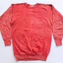 50's〜 PENNY'S SWEAT SHITRS RED (M) ペニーズ スエットシャツ 赤