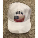 """NEW"" Polo Ralph Lauren US Flag Cotton Logo Cap"