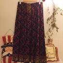 1970's made in USA pleated skirt