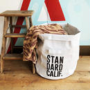 『HIGHTIDE × Standard California Tarp Bag』