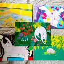 マルーポストカードセット『わたしのものよ』5枚組