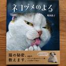町田尚子『ネコヅメのよる』サイン本+手拭いセット