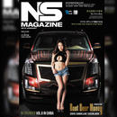 NS MAGAZINE  2019 JANUARY【VOL.18】メール便