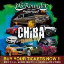 NS Rounder CAR SHOW & PHOTO SHOOT VOL.6 CHIBA 一般前売り券