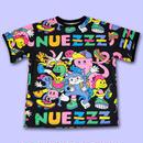 【予約商品 6月下旬以降お届け】ZZZ PiCNiC ALL OVER PRINT T-Shirts