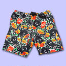 【予約商品 6月下旬以降お届け】EiGHT ARMS ALL OVER PRINT SHORT PANTS