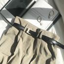 クロコダイルBelt(cow leather)【10月中旬より順次発送】
