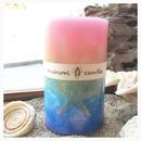 okinawa rainbow candle