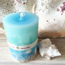okinawa shell candle