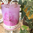white sage&ブーゲンビリアmix candle