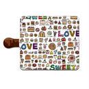 cana.(キャナ) sweet2 手帳型スマホケース 対応機種(iPhone/アンドロイド機種)