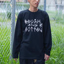 nutty clothing  /  ROUGH AND ACTION LONG T-SHIRT