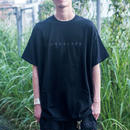 "nuttyclothing / LAND SCAPE T-SHIRT ""BLACK"""